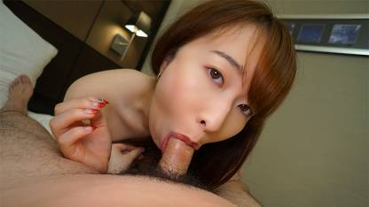 Chikako Sakurai wants to have more sex before she leaves the hotel